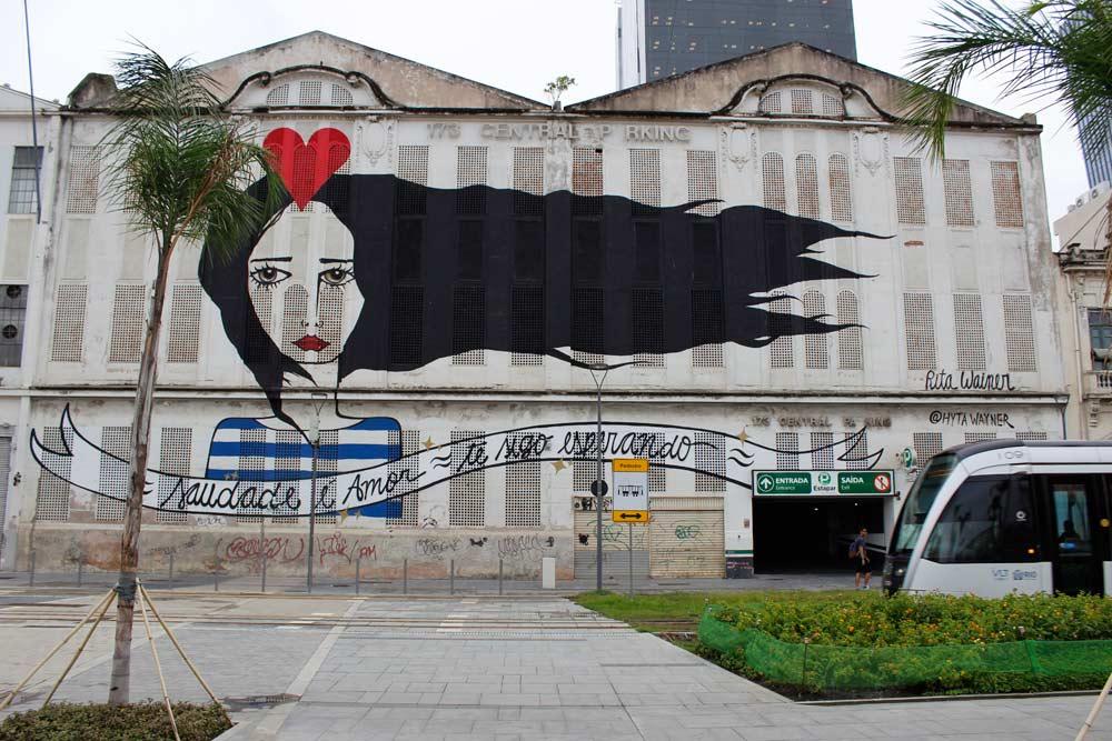 """Arte de Rita Wainer """"~ Saudade é amor ~ Te sigo esperando ~"""""""