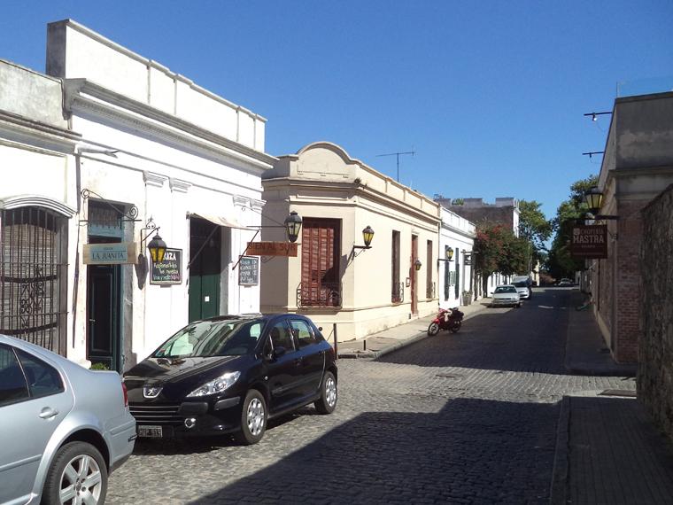 Rua da Colonia del Sacramento