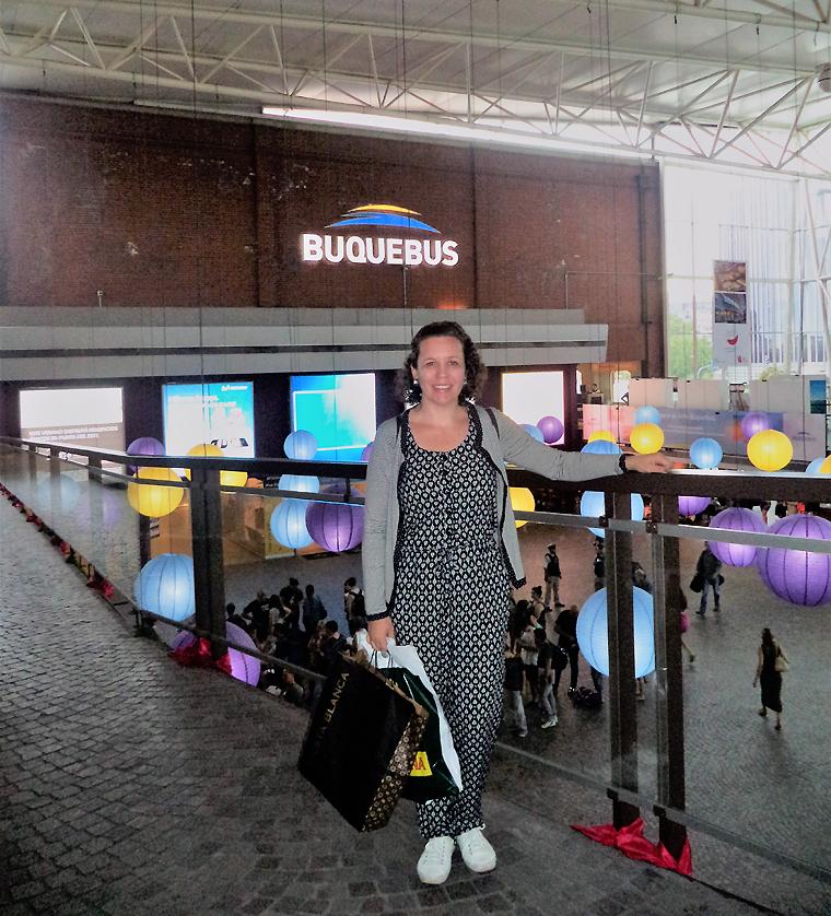 Terminal Buquebus em Buenos Aires