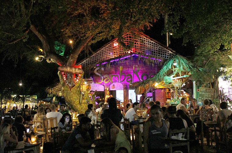 SambaRock Café