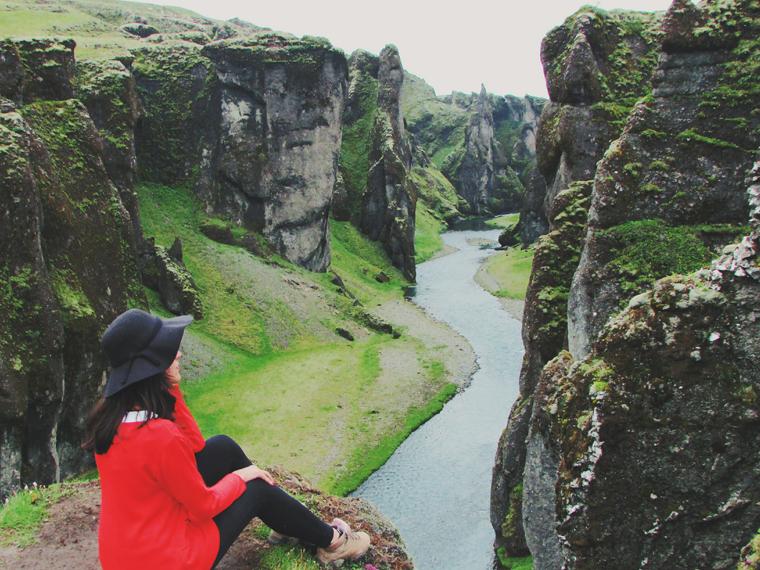 Canyon Fjadrárgljúfur