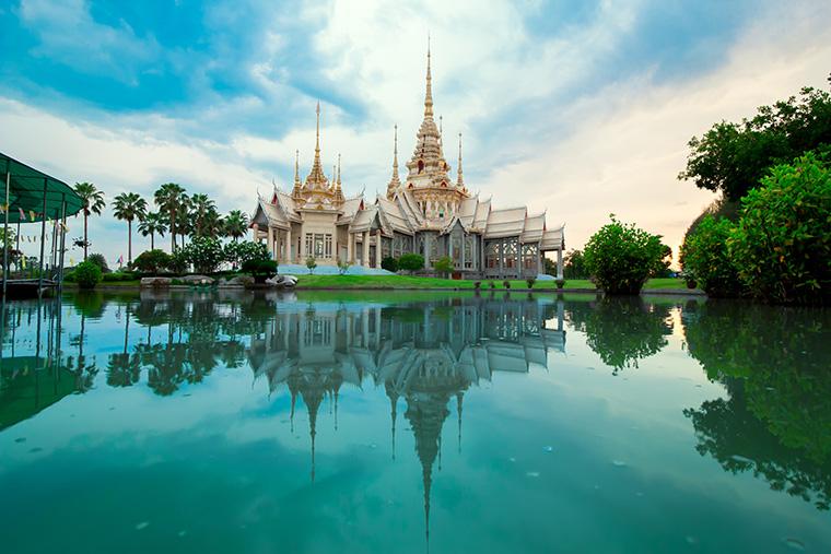 Templo Wat Rong Khun