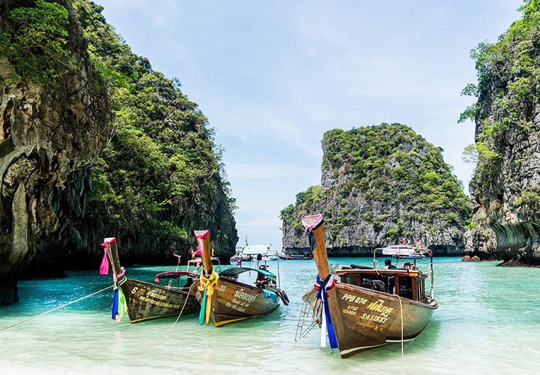 Praia de Koh Phi Phi