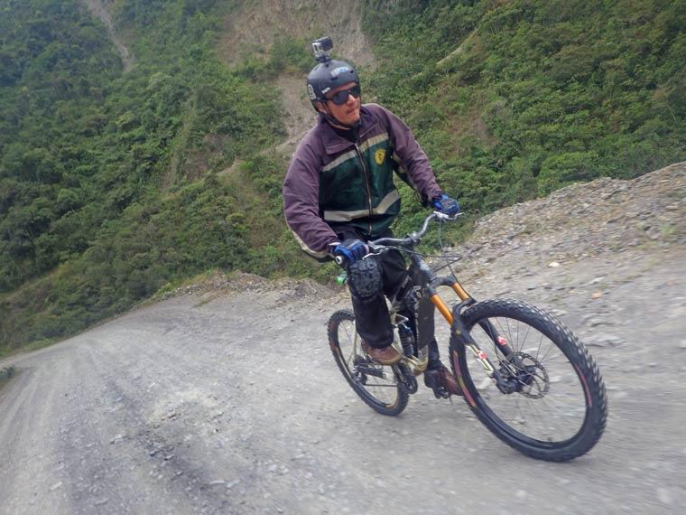 escolha da bicicleta