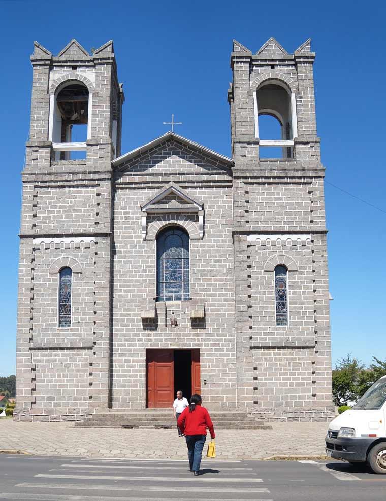 São Joaquim -Igreja Matriz