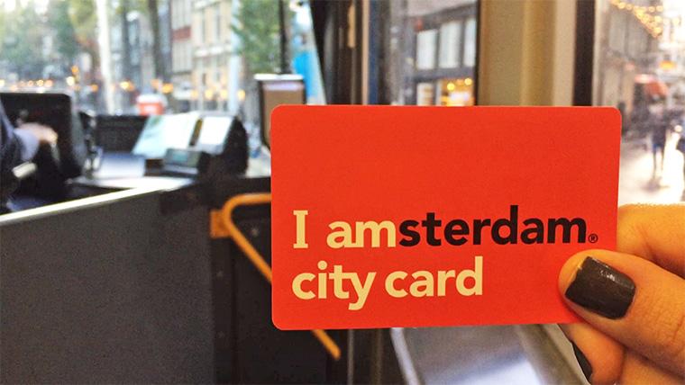 O cartão que vai ser uma mão na roda na sua ida para Amsterdam