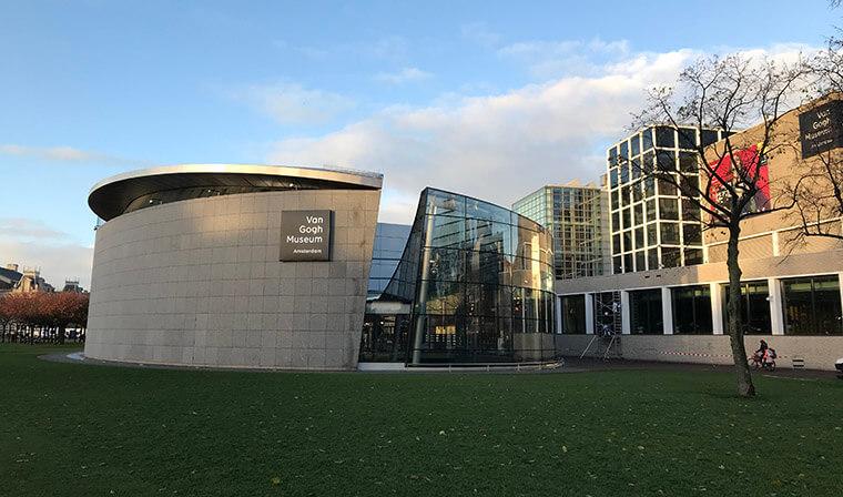 O museu de Van Gogh