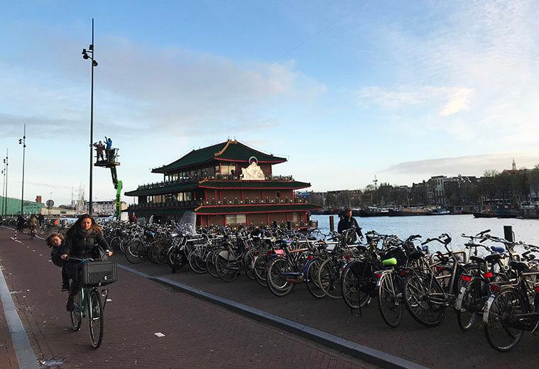 Bikes para todos os lados