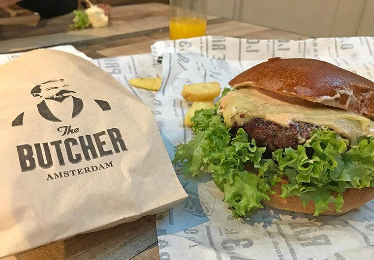 O delicioso Butcher!