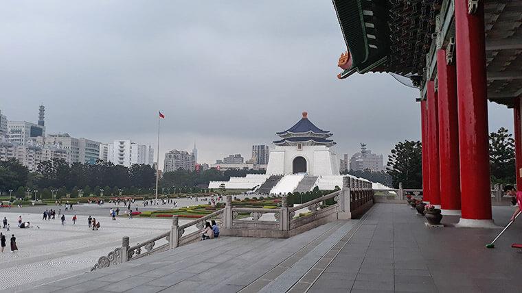 Chian Kai-Shek Memorial Hall